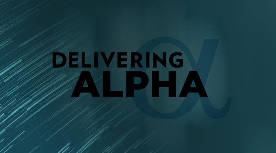 Delivering Alpha